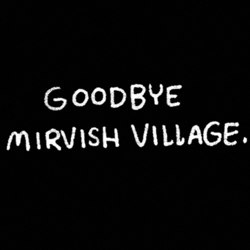 Goodbye Mirvish Village